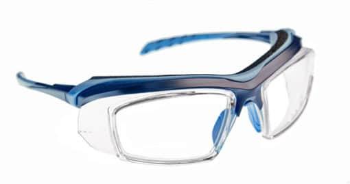 Logan Blue Eyeglass Frames