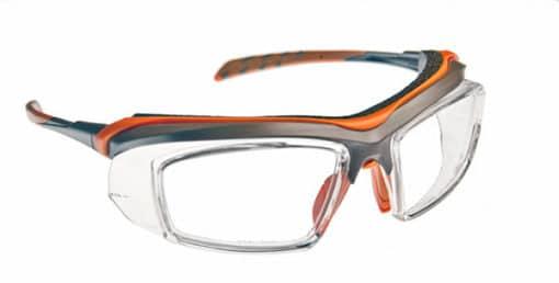 Logan Grey Eyeglass Frames