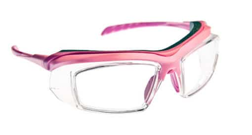 Logan Pink Eyeglass Frames