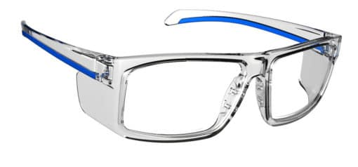 Oden Cry Blue Eyeglass Frames