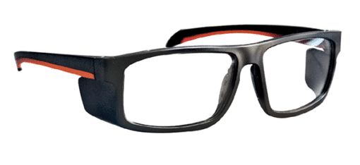Oden Black Eyeglass Frames