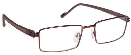Renton Brown Eyeglass Frames