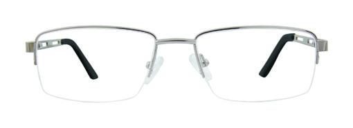 Tatum Black Eyeglass Frames