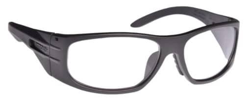 Yukon Black Eyeglass Frames