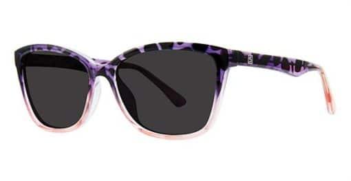 Muse Purple Pink Eyeglass Frames