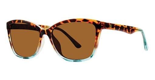 Muse tortoise teal Eyeglass Frames