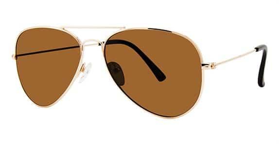 Neal gold Eyeglass Frames