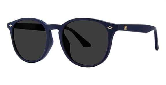 Pierre Navy Eyeglass Frames