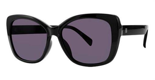 Shiloh Black Eyeglass Frames