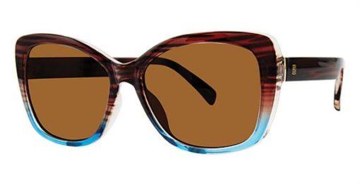 Shiloh Tortoise Blue Eyeglass Frames