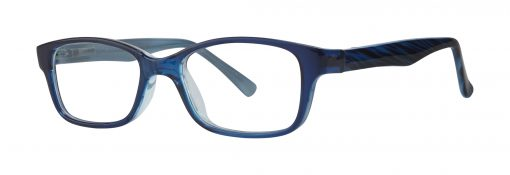gentle blue eyeglass frames