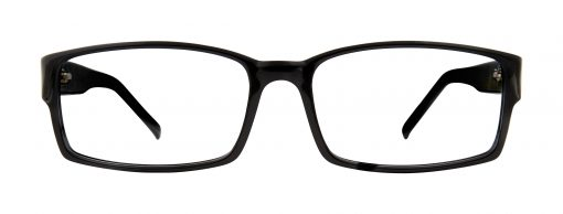 Harris black eyeglass frames