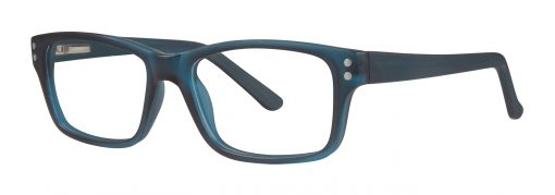 Kenly navy matte eyeglass frames