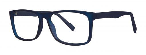 Mankato navy Matte Eyeglass Frames