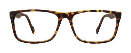 Mankato tortoise Matte Eyeglass Frames