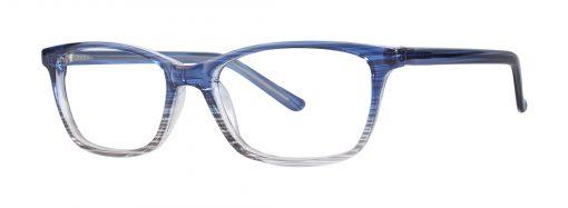 Oceana blue fade eyeglass frames