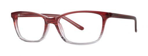 Oceana burgundy eyeglass frames