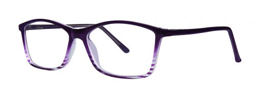 Terry purple Fade eyeglass frames