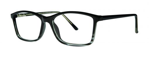 Terry black Fade eyeglass frames