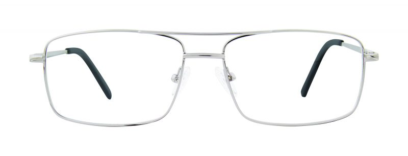 Thorp gunmetal eyeglass frames