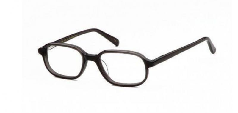 OG80 Grey eyeglass frames