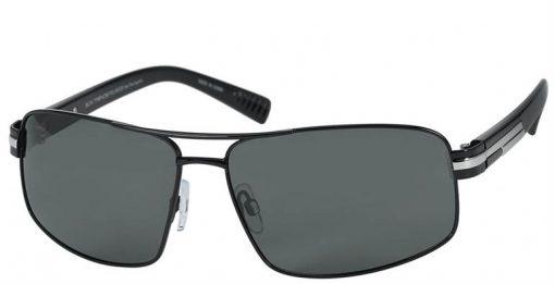 Alderson Black Eyeglass Frames