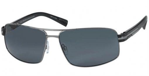 Alderson gunmetal Eyeglass Frames