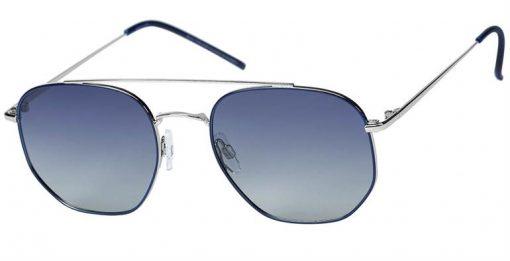 Cypress navy eyeglass frames