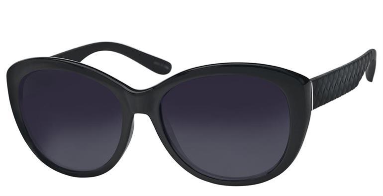 Herrick black eyeglass frames