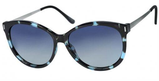 Tulia Blue eyeglass frames