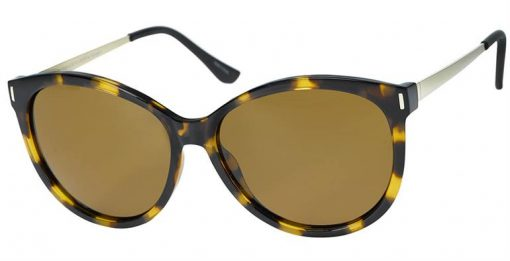 Tulia tortoise eyeglass frames