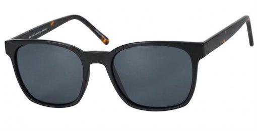 Watson black tortoise eyeglass frames