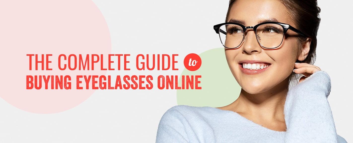 woman wearing eyeglasses from Great Eye Glasses