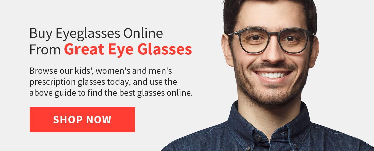 smiling man wearing eyeglasses