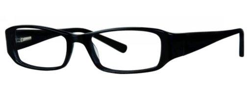 Arch black eyeglass frames