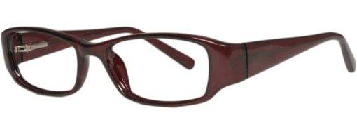 Arch burgundy eyeglass frames