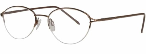 Banbury brown eyeglass frames