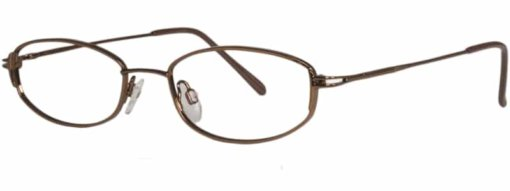 Bancroft brown eyeglass frames