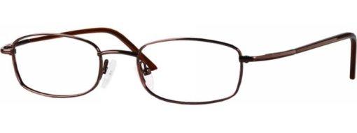 Bath brown eyeglass frames