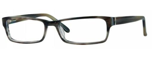 Biarritz grey eyeglass frames
