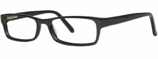 Biarritz black eyeglass frames