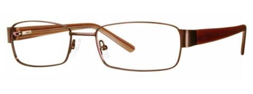 Bitburg brown eyeglass frames
