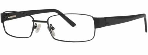 Bitburg black eyeglass frames