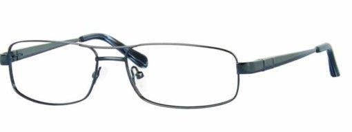 Blackburn gunmetal eyeglass frames