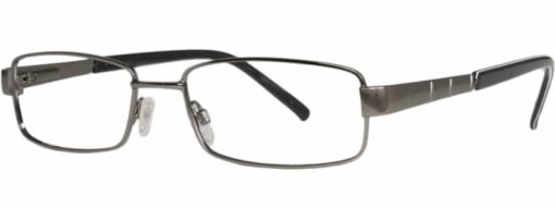 Bon Air gun metal eyeglass frames