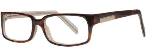 Brewton tortoise eyeglass frames