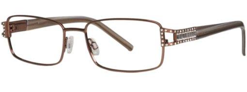 Brookside brown eyeglass frames
