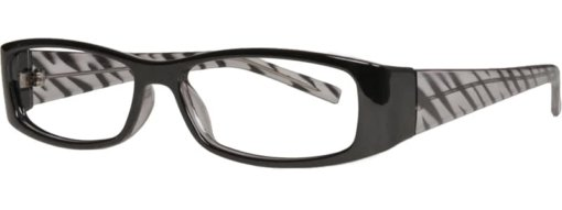 Atlanta black eyeglass frames