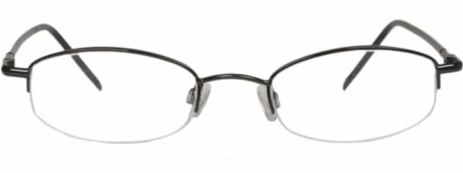 Antigua blackeyeglass frames