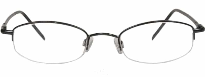 Antigua blackeyeglass frames